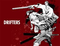 Drifters 1.Sezon 12.Bölüm