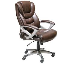 3911 5 brown leather office chair brown leather office chair