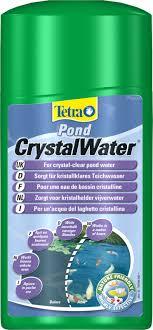 <b>Кондиционер Tetra POND Crystal</b> Water 1L | Химия для пруда ...