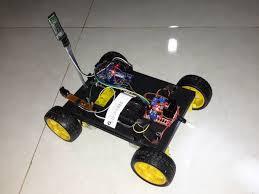 Bluetooth <b>Controlled Car</b> - Arduino Project Hub