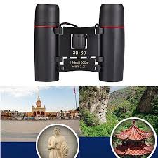 Day And Night Vision 30 x 60 ZOOM <b>Mini Compact Foldable</b> ...