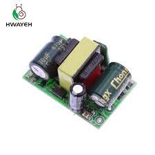 5PCS <b>12V 400mA</b> AC DC Isolated Power Buck Converter <b>220V to</b> ...
