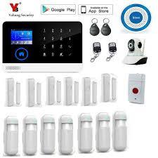 <b>Yobang Security Wireless</b> Home GSM Alarm,Intelligent APP gsm ...