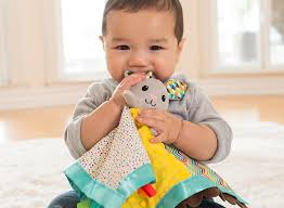 When to Give Your <b>Baby Teething Toys</b> | Infantino