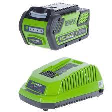 <b>Газонокосилка аккумуляторная GreenWorks</b> G40LM41K4, <b>40</b> В, <b>40</b> ...