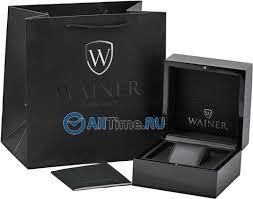 Наручные <b>часы Wainer WA</b>.<b>12528-G</b> — купить в интернет ...