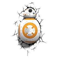 Star Wars <b>3D LED Nightlight</b> – BB8 : Target