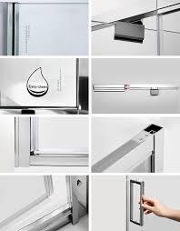 <b>Душевая дверь</b> в нишу <b>Wasserkraft Berkel</b> 48P12 100 см купить в ...