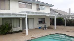 attachment solid patio cover