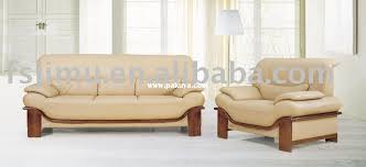 office furniture black pu pvc low price sofa set black sofa set office