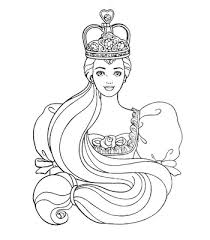 Small Picture Princess Crown Coloring Pages Princess Tiara Coloring Pages Az
