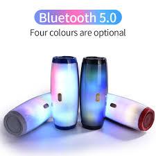 New <b>TG165 Portable Bluetooth Speaker</b> LED Light Show Style ...