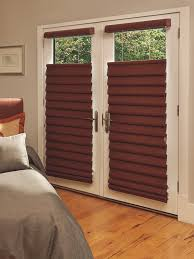 images contemporary window treatments sun control dark vignette modern roman shades on a french door for sale at america