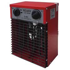 <b>Ресанта</b> ТЭП-3000Н — <b>нагреватель воздуха электрический</b>