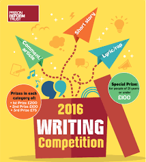 prison reform trust > get involved > competitions awards 2016 writing competition winners