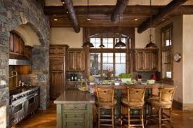 French Country Kitchen Faucet 15 Rustic Kitchen Decor Ideas Country Kitchens Design Elle Room