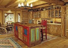 rustic kitchen island:  creative rustic kitchen island