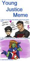 Young Justice Meme by DeathatSunrise on DeviantArt via Relatably.com