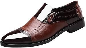 Business Dress Shoes Pointed Head Men Shoes A ... - Amazon.com