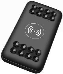 <b>Зарядное устройство Flexis</b> Qi 10000mAh Black, арт FX-PB-M04 ...
