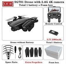 Greaked SG701 SG701-S GPS Drone with 5G WiFi ... - Amazon.com