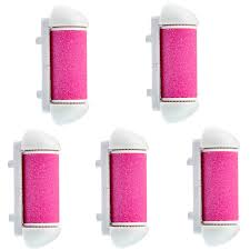 5pcs Replacements Roller Heads Pedicure <b>Foot Care</b> for <b>Feet</b> ...
