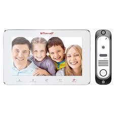 Видеодомофон <b>Tor</b>-<b>net TR</b>-<b>29M W</b>/<b>414Si</b> - купить, цена в ...