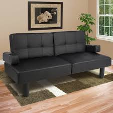 office couch and chairs leather faux fold down futon sofa bed couch sleeper furniture chairs middot cool lounge