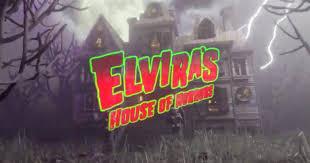 Elvira's House of Horrors Pinball Machine Teased by Stern