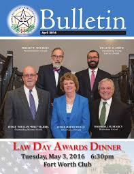 tarrant county bar association bar bulletin by tarrant tarrant county bar association 2016 bar bulletin by tarrant county bar bulletin issuu
