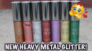 REVIEW: NEW <b>Urban Decay</b> Heavy Metal Glitter Collection ...