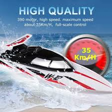 <b>WLtoys WL912-A RC</b> Boat 2.4G <b>35KM</b>/<b>H</b> High Speed <b>RC</b> Boat ...