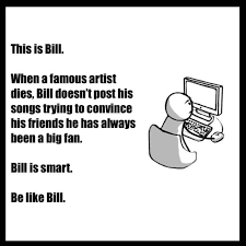 The rise of Be Like Bill — a detestable meme instructing an ... via Relatably.com