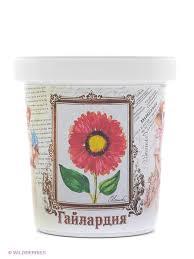 <b>Набор для выращивания</b> Гайлардия <b>Rostokvisa</b> 2376527 в ...
