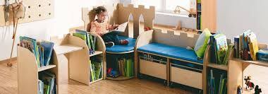 1 children library furniture