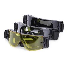ln203 tactical <b>military</b> cs <b>airsoft</b> goggles <b>army hunting shooting</b> bike ...