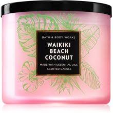 Bath & Body Works Waikiki <b>Beach</b> Coconut <b>ароматическая свеча</b> ...