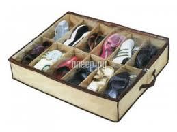 Купить <b>Органайзер для обуви As</b> Seen On TV Shoes Under по ...