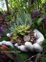 <b>DIY Hand</b> Planters - Bob Vila