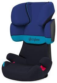 <b>Автокресло</b> группа 2/3 (15-36 кг) <b>Cybex Solution X</b> — купить по ...