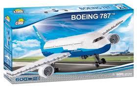 Купить конструктор Купить <b>Конструктор Cobi</b> 26600 <b>Boeing 787</b> ...