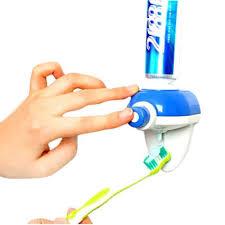 YK-911 <b>Automatic Toothpaste Dispenser</b> Bathroom Accessories ...
