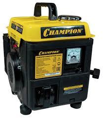 <b>Бензиновый генератор CHAMPION IGG980</b> (1000 Вт)