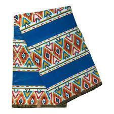 Kente <b>100</b>% Cotton <b>African Wax Print</b> Ankara <b>Fabric</b> (6 yards)   Afrilege
