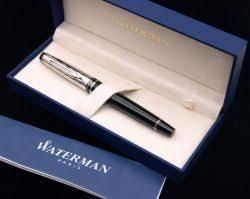 S0952340 <b>Ручка</b>-<b>роллер Waterman Expert</b> DeLuxe, цвет: Black ...
