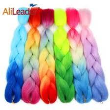 Pervado Hair <b>24</b>(<b>60CM</b>) 1PC Synthetic Jumbo Braids Hair ...