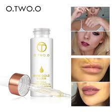 <b>O</b>.<b>TWO</b>.<b>O 24k Rose Gold</b> Elixir Skin Make Up Essential Oil ...