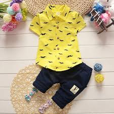 Boys Clothing Set <b>Summer</b> Clothes Baby Cotton Outfits <b>Children T</b> ...