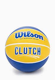 <b>Мяч баскетбольный Wilson CLUTCH</b> купить за 1 290 ₽ в ...