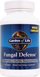 Garden of Life <b>Fungal Defense</b> -- <b>84 Caplets</b> - Buy Online in Kuwait ...